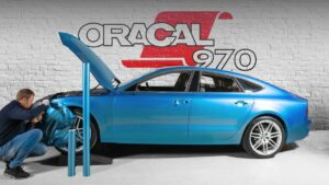 Oracal 970RA – For Stunning Vehicle Wrapping