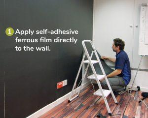 FF 410 – Flexible, Magnetically-Receptive Ferrous Film - Image 2