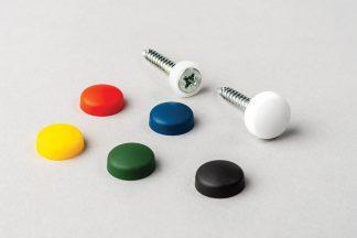 Plastic Snap Caps - All Colours