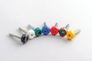 Polytop Screws - All Colours