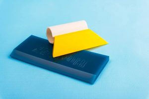 Squeegees for Tinting and Glass