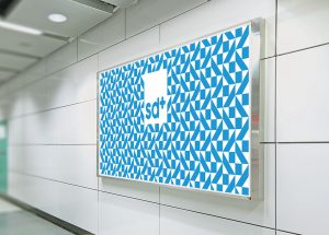 Backboard – Slim and Rigid LED Bar for Large-Sized Adverts, Saving Installation Time - Image 4