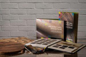 Architectural Design Films A4 Swatch Book v1 - Image 1