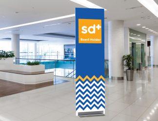 SD+ Board Holder