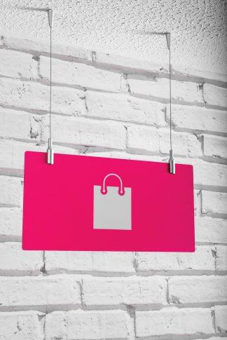 Finestra Basic Hanging Sign