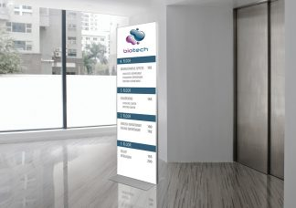KD iPoint Signage